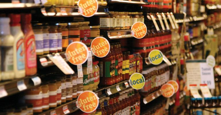ldquoWe donrsquot separate glutenfree products from those containing gluten although we tag them to make them easier to locaterdquo says PCC Natural Markets39 Diana Chapman