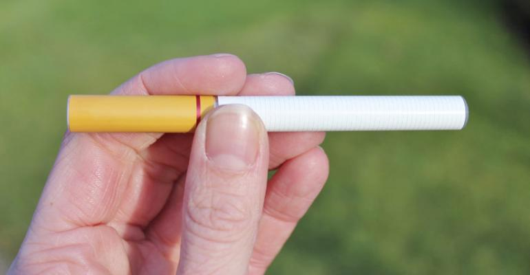 New restrictions for e-cigarettes