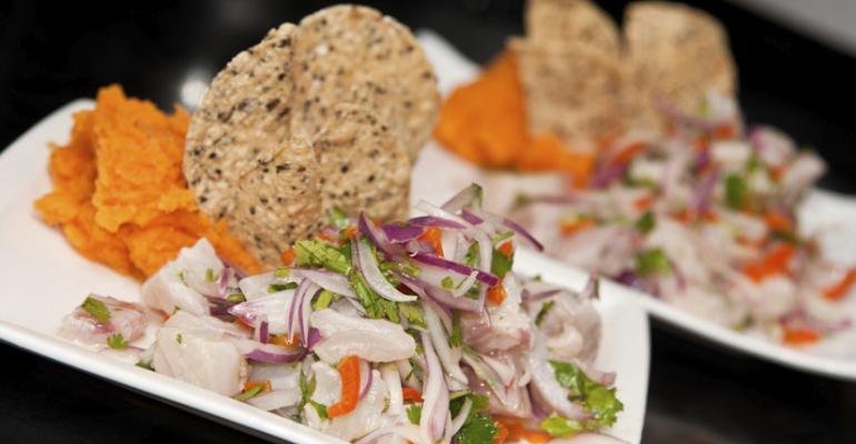ldquoPeruvian cuisine does offer something differentrdquo mdashMELISSA ABBOTT The Hartman Group