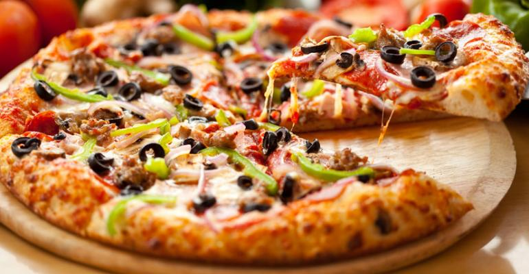 Consumers want fresh, made-to-order pizza