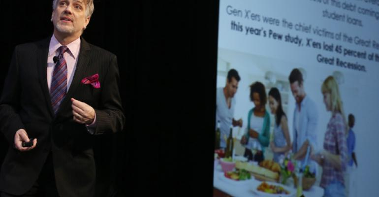 Tom Mirabile Lifetime Brands presents quotThe New Normal How to Survive and Thrive in Our Erratic Marketplacequot
