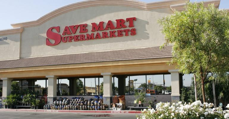 Save Mart operates 225 stores under three banners Save Mart Lucky and Food Maxx