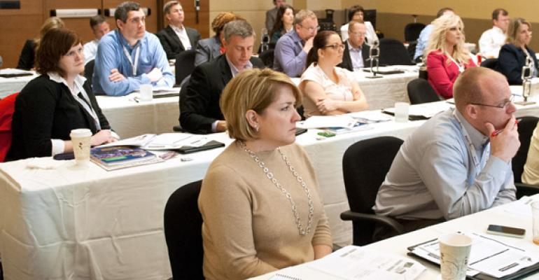 The Retail Academy meets each year at the Shopper Marketing Summit