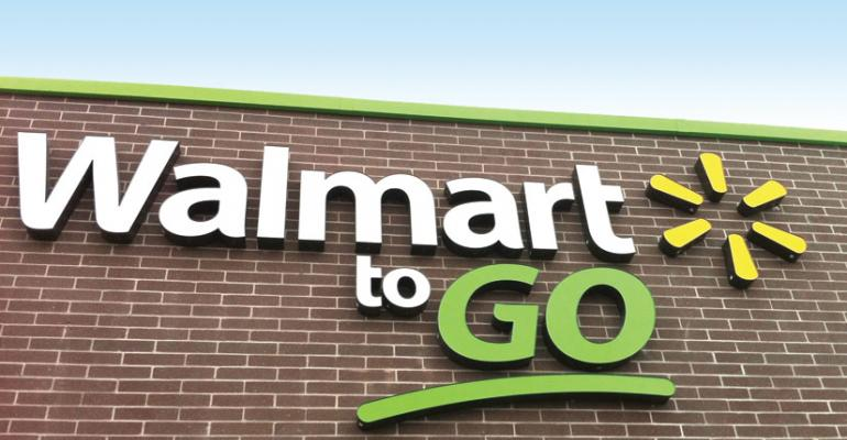 ldquoIt is very much a hybrid I would consider it a food store that sells fuelrdquo mdashDEBRA LAYTON Walmart