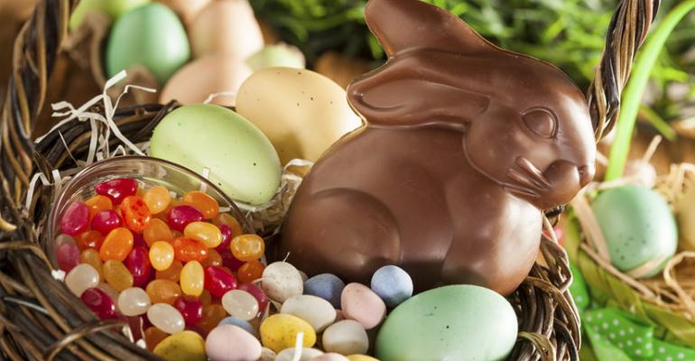 Most Easter celebrants will stock up on Easter candy spending 22 billion in the process