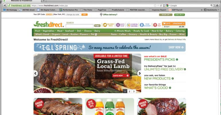 Traditional retailers seen lacking in web functionality