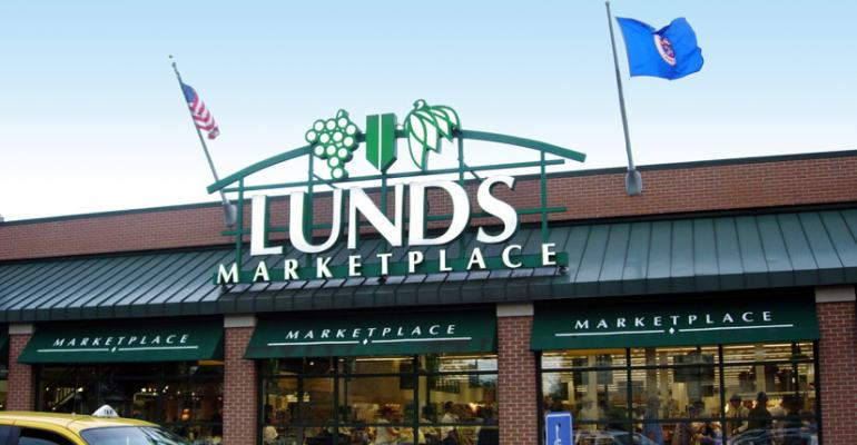 Lunds sets opening for St. Paul store