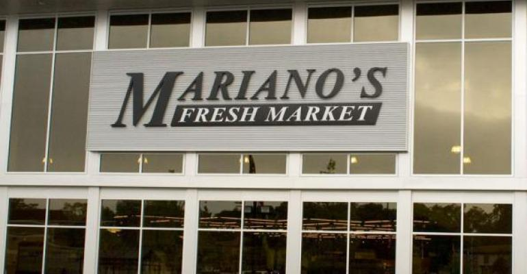 Largest Mariano's opens with wine bar, oyster bar