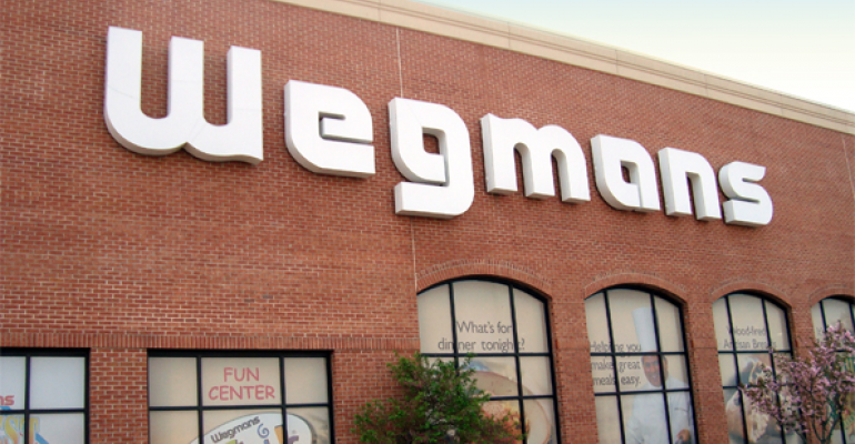 'Small scale' Wegmans sets opening
