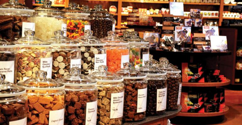 Candy grows up with unique flavors