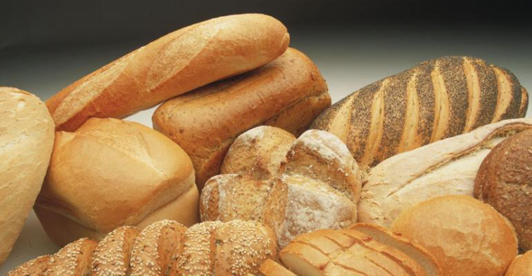 Upper crust: Bakery breads have new flavors and portions