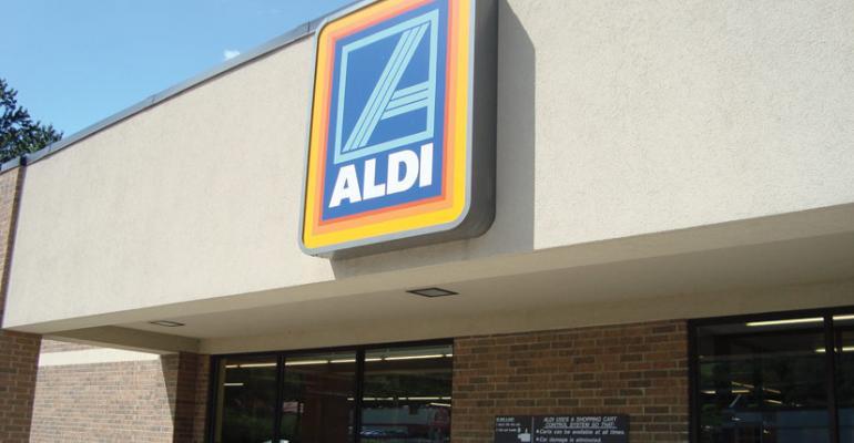 Aldi tests gluten-free line