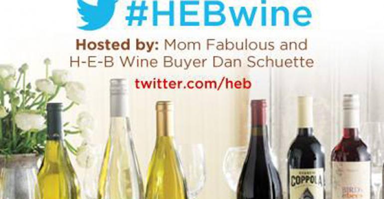 H-E-B wine buyer hosts Twitter party