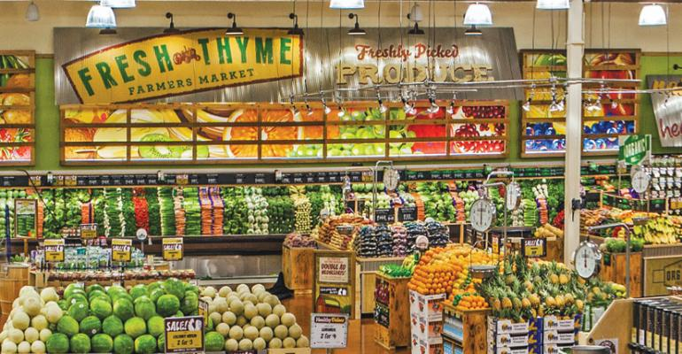 The store a new twist on the ldquofarmersrsquo marketrdquo format used by Sprouts and Sunflower was founded by Sunflower veterans after that chain merged with Sprouts