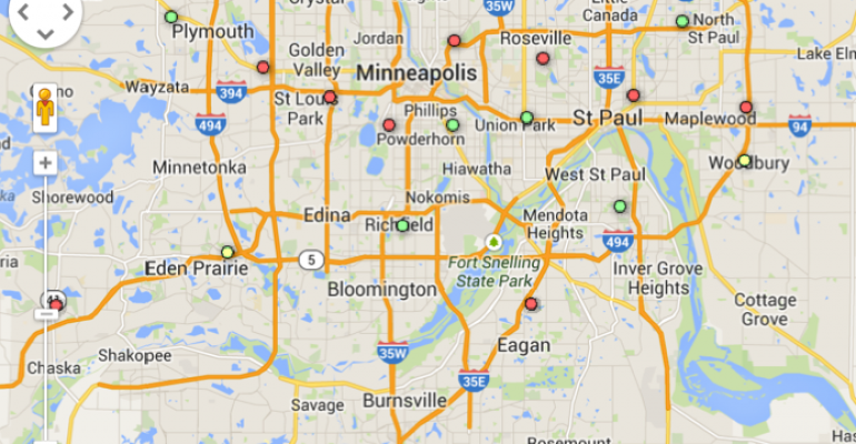 Map: Locations of Rainbow stores changing ownership