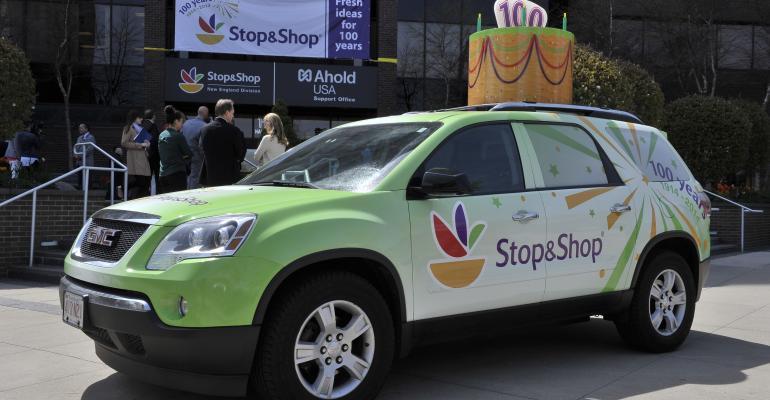 Stop & Shop touts a century of fresh ideas