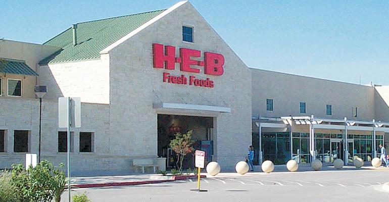 H-E-B promotes store brand skin care line