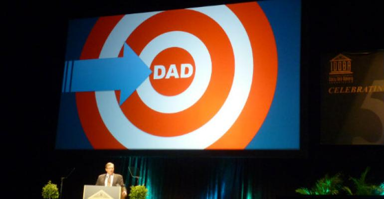 IDDBA 2014: Go bold when marketing to male grocery shoppers