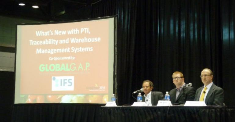 United Fresh 2014: Walmart makes progress on PTI