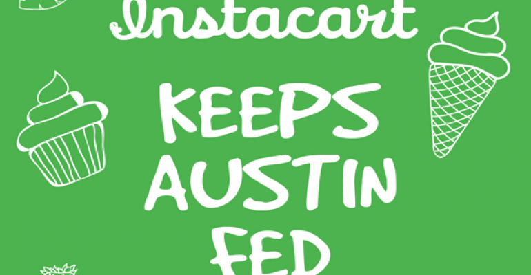 Instacart raises $44M, will accelerate rollout