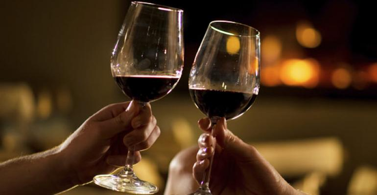 Study: Wine drinkers are engaged, loyal