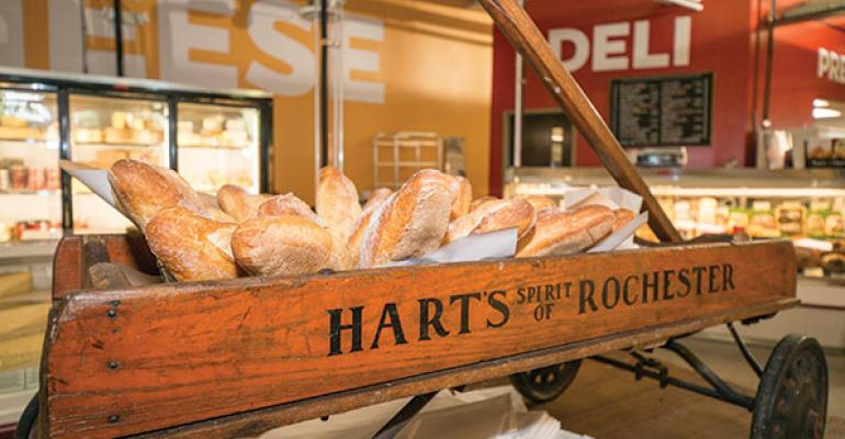 Hart's brings local food to downtown Rochester, N.Y.