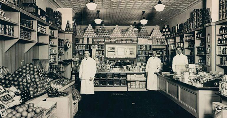 What's in a name? 100 years of Stop & Shop