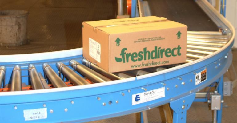 FreshDirect partners on Popcart recipe service