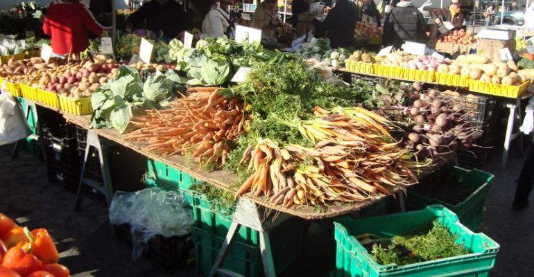 On Topic: Local produce