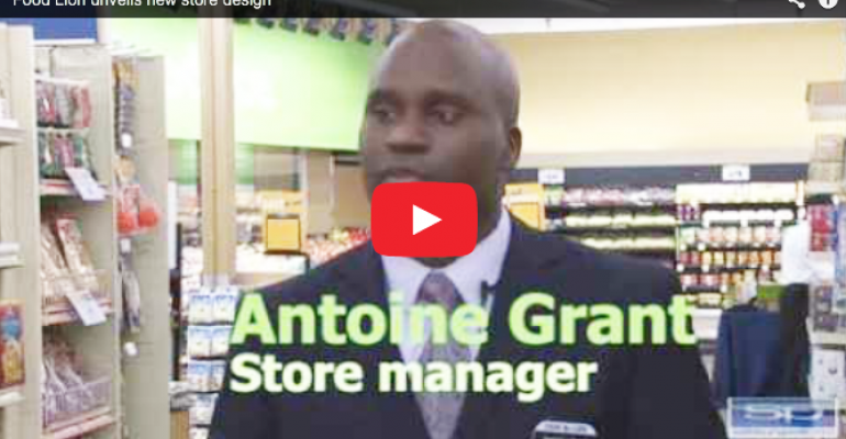 Food Lion unveils first stores under new format