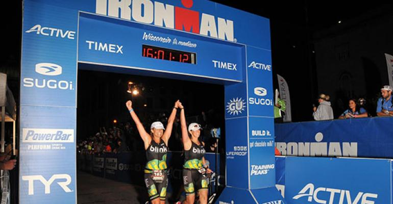 Ironman: Going beyond the comfort zone, together