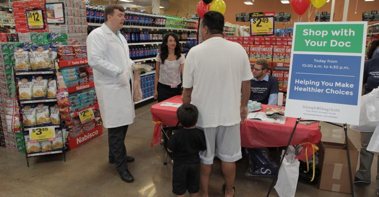Ralphs hosts 'Shop with Your Doc' stores tours