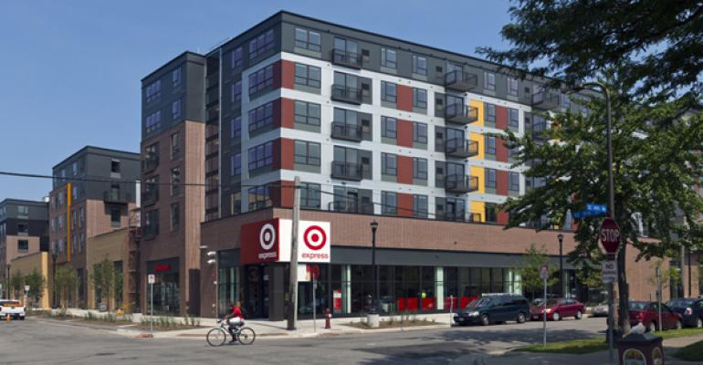 Target brings Express format to West Coast