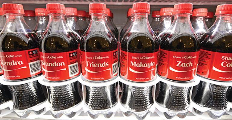 Coca-Cola: 2014 Supplier Leadership Award winner for Integrated Marketing