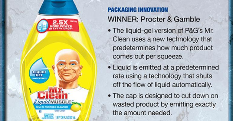 Procter & Gamble: 2014 Supplier Leadership Award winner for Packaging Innovation