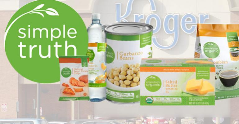 Retailers help build natural with store brands