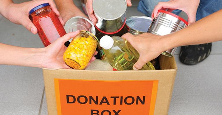 Helping Hands: Private labels benefit nonprofits