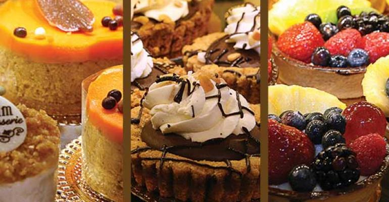Try some, buy some: Sampling new tasty pastries