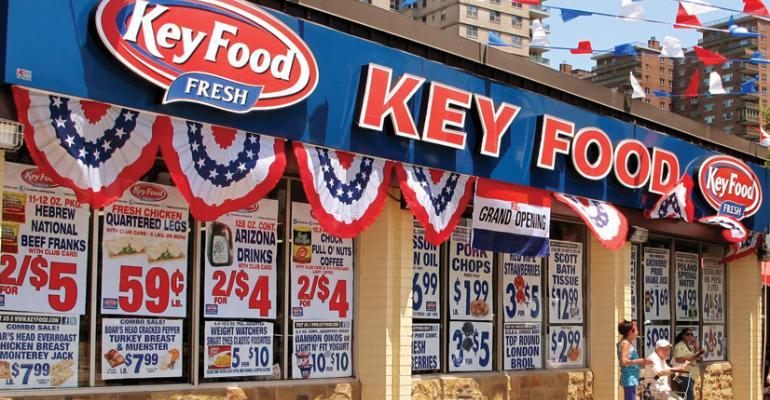 Key Food taking Urban Market to Queens