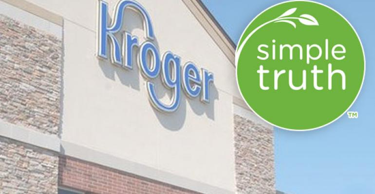 Kroger executives tout growth in own brand