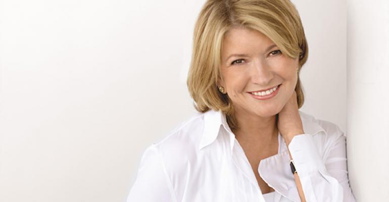 PLMA 2014: Martha Stewart speaks with SN
