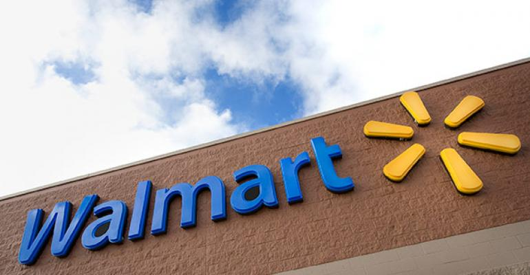 Walmart comps turn positive in Q3