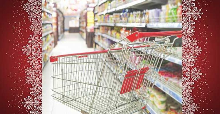 Food retailers spreading holiday cheer