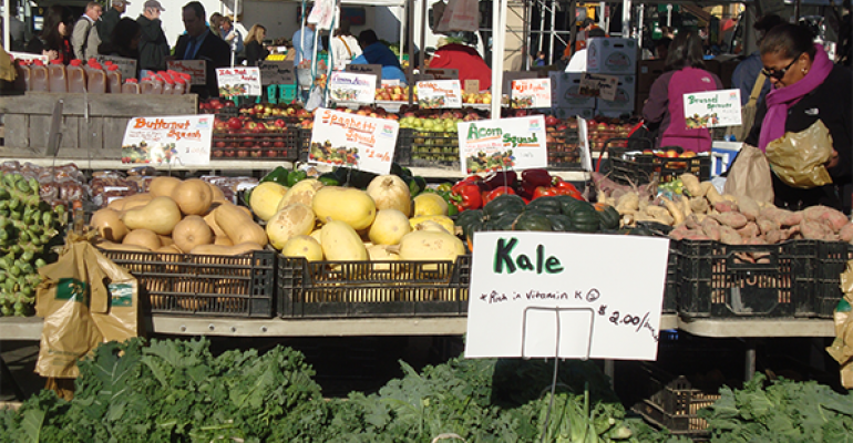 Farmers' markets: Closed but not forgotten