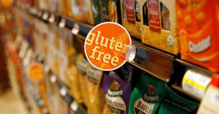 On Topic: Gluten-free foods