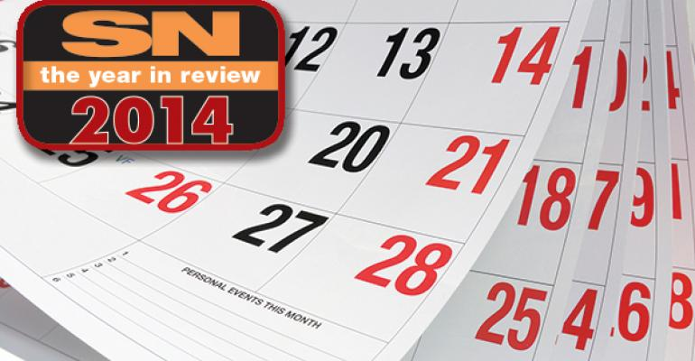 Year in Review: Wellness, digital mark 2014 grocery