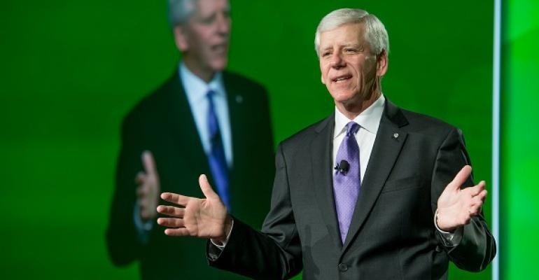 quotThe consumer always takes center stagequot says Publix CEO Ed Crenshaw