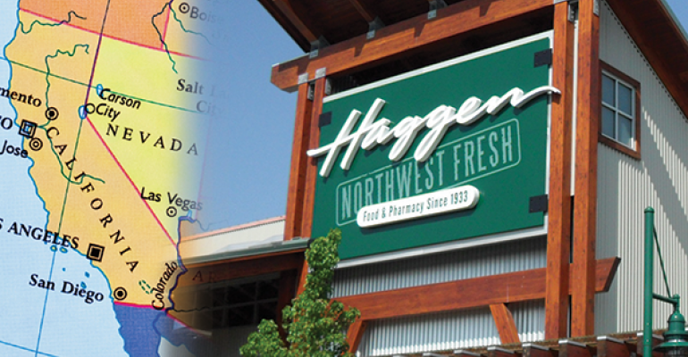 Eighteenstore Haggen is set to acquire 146 West Coast stores 83 of them in Southern California
