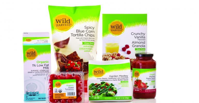 Supervalu relaunches Wild Harvest line