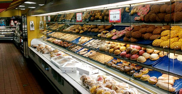 In ethnic bakeries, product crossover goes both ways